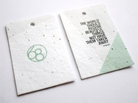 Seeded Hang Tags