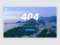 Rio 2016 Olympic Games 404 Page