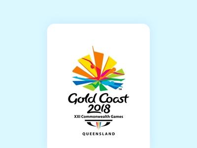 Gold Coast 2018 App