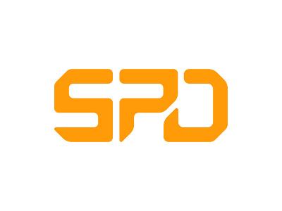 SPD Club Logo logo design vector