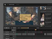 Video Editor UI
