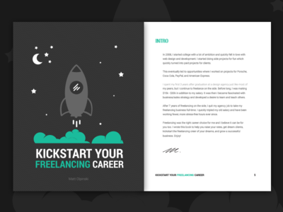 "Book Launch: ""Kickstart Your Freelancing Career"""