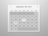 Calendar Rebound (Light)