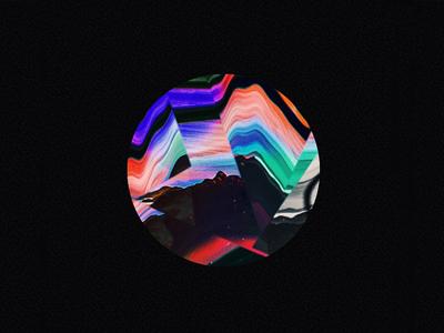Holograph mountain