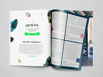 Jewel Collection - Autumn/Winter edit