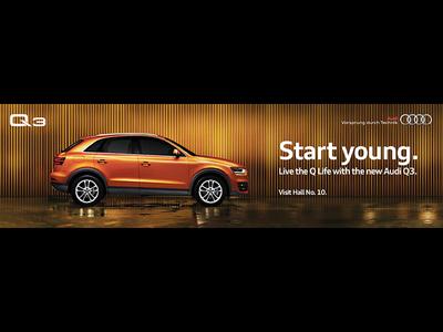 Audi Delhi Expo 2011