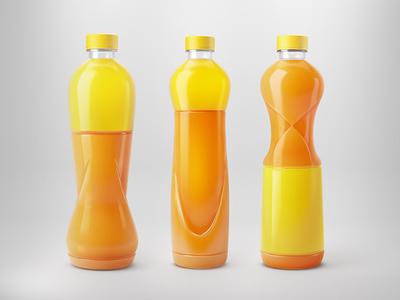 Structure Renders juice bottle renders structure