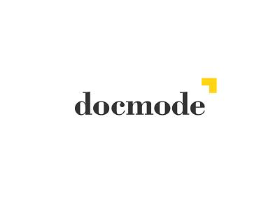 Docmode Logomark logo logomark docmode