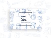 Dona Celina - WIP