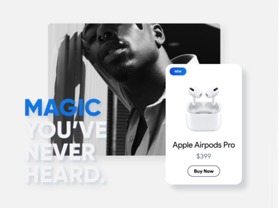 UI Components | Ecommerce Cards freelance ui kit adobe sketch figma components website dashboard instagram icon ui design airpods macos mac apple fintech checkout ecommerce ux ui