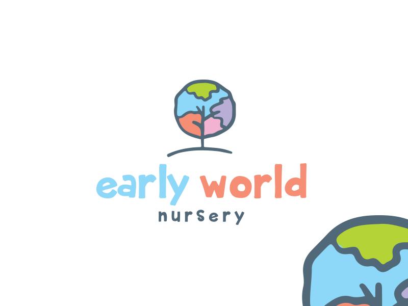 Earlyworld branding  2x