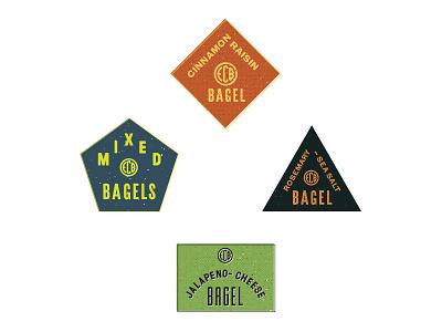 Emerald City Bagel badge work