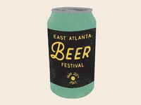 East Atlanta Beer fest 1