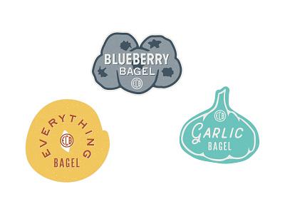 Ecb Bagel Badges