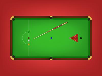Snooker UI rea 8ball gameui 3d game billiard snooker
