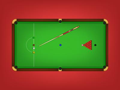 Snooker UI