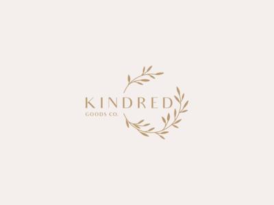 Kindred Goods Co. Logo
