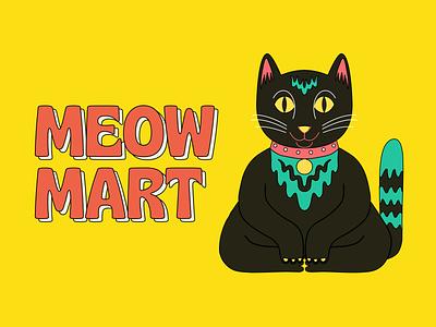 Meow Mart: A new game from Mailchimp! design arcade mailchimp animation motion design illustration game corner store bodega meow cat