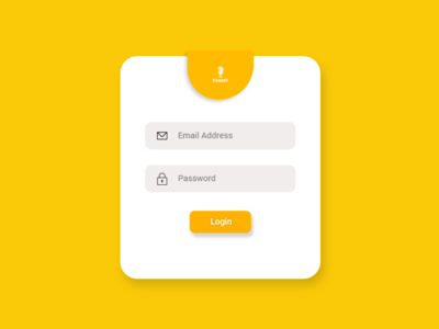 Login Canary Farm Management
