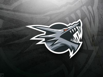 Esport Logo - Dragon