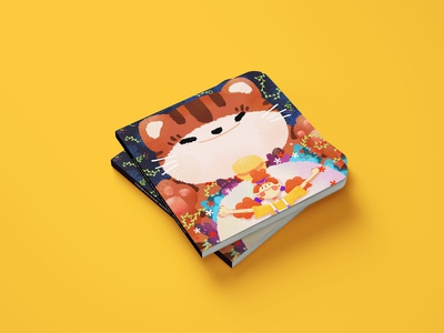 Childrens Book Mockup 1