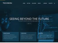 Techson Restyling website