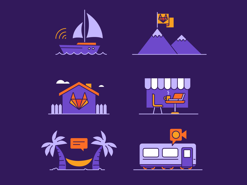 Remote Work global anywhere from work gitlab all-remote remote