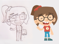 Me Sketch To Vector