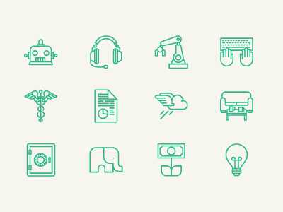 Engine Yard Icons icon vector line web engine yard glyph
