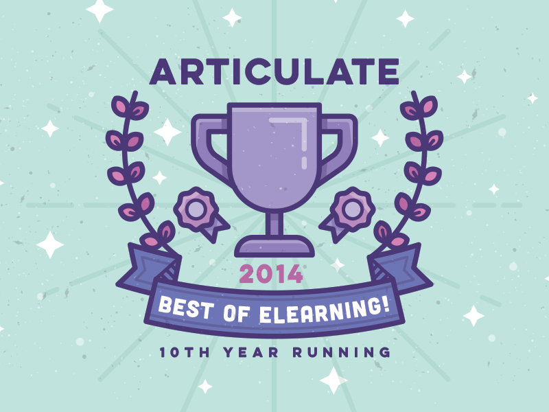 Articulate Award articulate cup award best illustration icon vector line purple