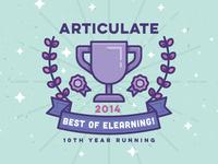 Articulate Award