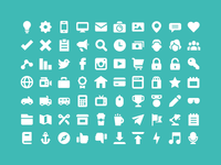 Solid Template Icons
