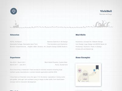 CV vicbell diamond yeti banner white cv logo squared texture design photoshop illustration blue illustrator grey