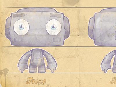 Secret character for a secrect project