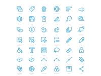 Skedio icons att