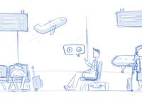 Aerodelays sketch