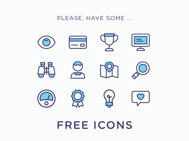 Download Freebie Icons #01
