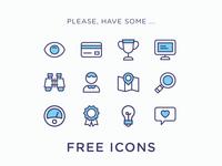Freebie Icons #01