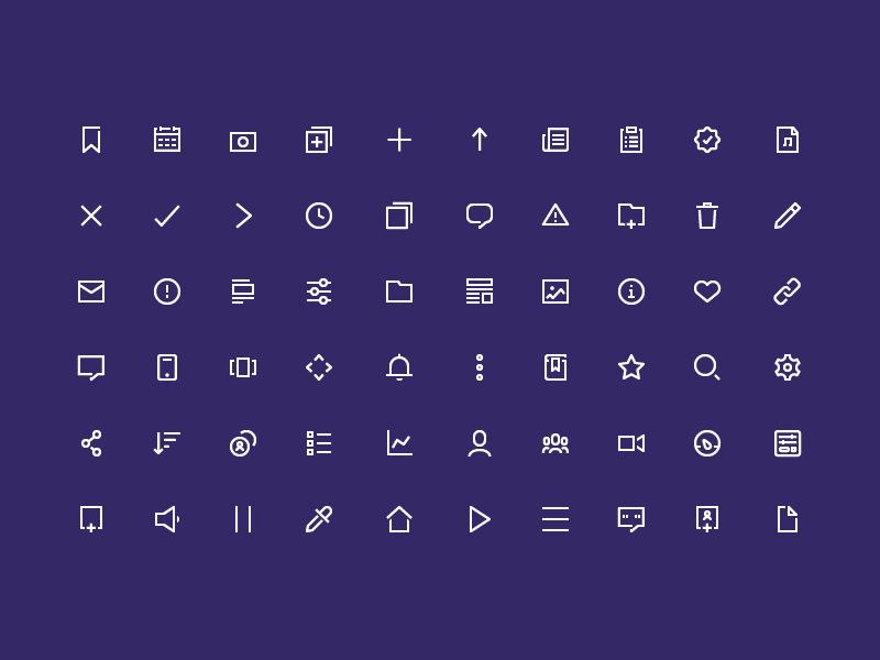 Gloo Iconography
