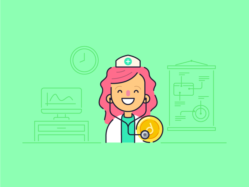 Drop Help Center service support customer centre help vector character icon illustration drop