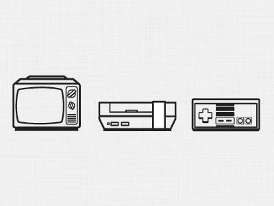 Tv nes control