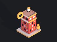 3D Building Test