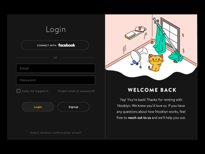 Welcome Back 💩 chaos poop york new mascot cat nookie illustration nooklyn