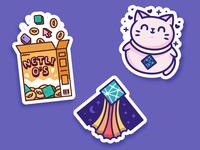 Netlify Stickers
