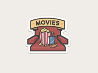 Movies Badge