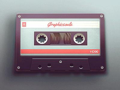 Audio Cassette audio cassette retro audio cassette music icon music icon icon design illustration screws