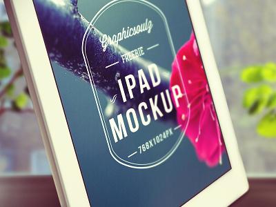 Free iPad Mockup ipad tablet leaves ipad mockup photo mockup free freebie free resource screen mockup free mockup