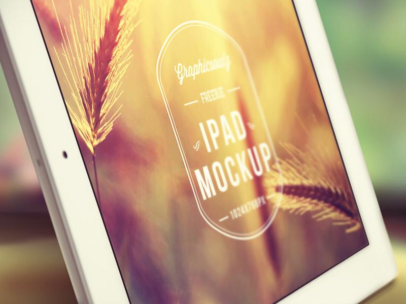 Freebie ipad tablet leaves ipad mockup photo mockup free freebie free resource screen mockup free mockup psd