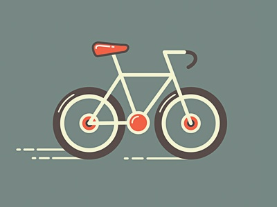 Work In Progress cycle icons icon design flat icons vectors vector icons bike