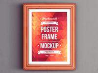 Poster Frame Mockup
